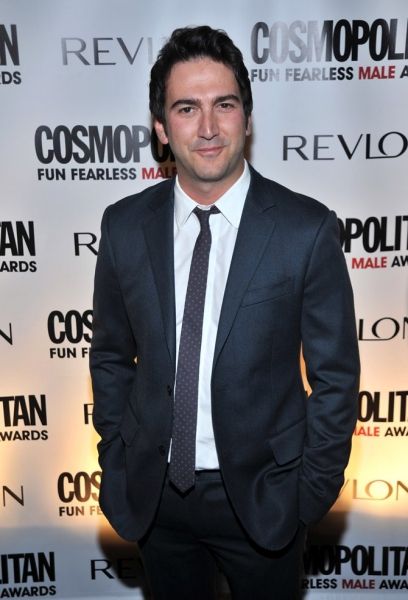 Josh Schwartz at Cosmo Mag's 'Fun Fearless Males of 2010'