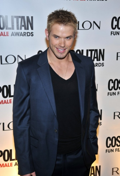 Photo Coverage: Cosmo Mag's 'Fun Fearless Males of 2010'