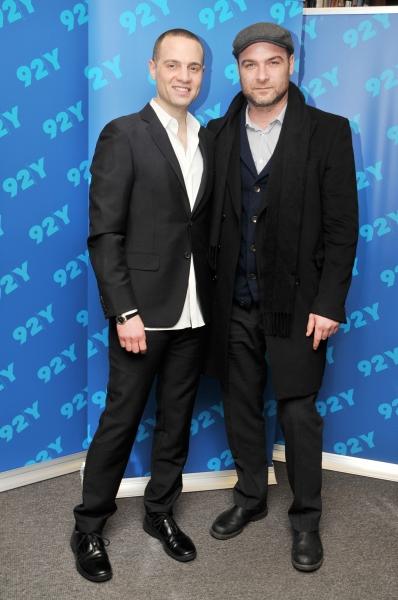 Photos: Liev Schreiber & Jordan Roth in 'Broadway Talks' Discussion