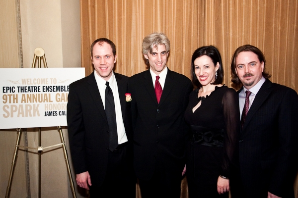 Epic Founders James Wallert, Zak Berkman, Melissa Friedman and Ron Russell