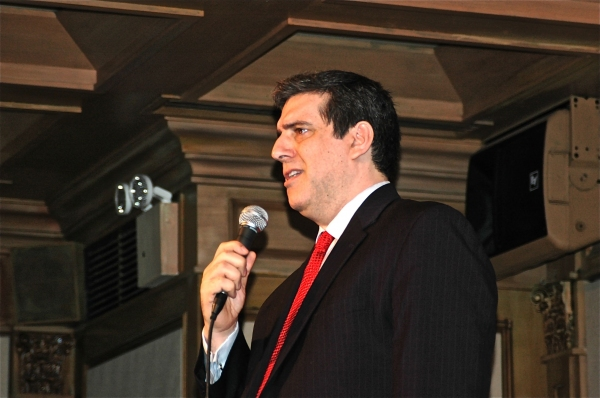 Photo Coverage: Divo Night at the Friars Club