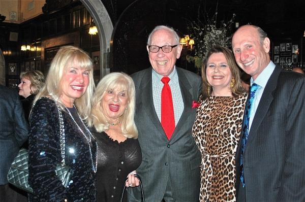 Jane Wind, Elaine Krauss, Ed Roberts, Randie Levine-Miller and Michael Wind