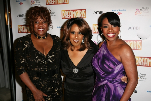 3 at Devine, Ralph & Holliday Attend Opening of DREAMGIRLS at Ahmanson Theatre