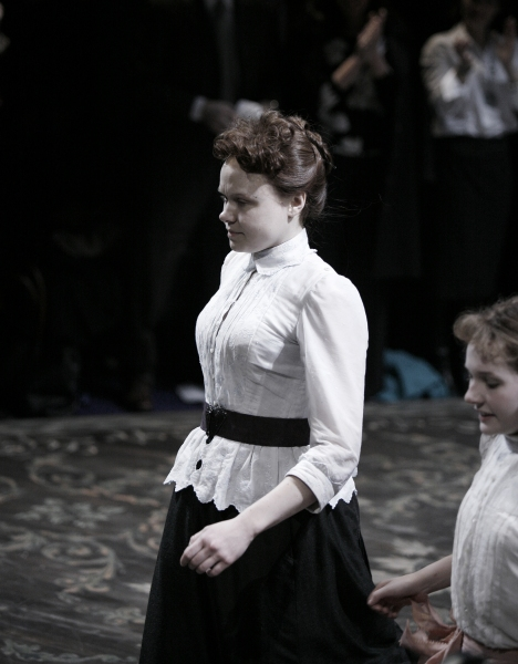 Photo Coverage: THE MIRACLE WORKER Opening Night Curtain Call