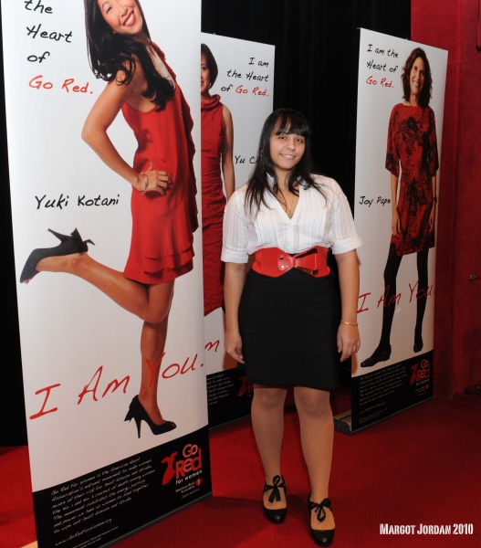 Photo Flash: American Heart Association's Go Red Luncheon