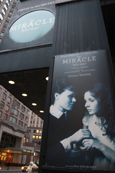 Photo Coverage: THE MIRACLE WORKER Opening Night Arrivals