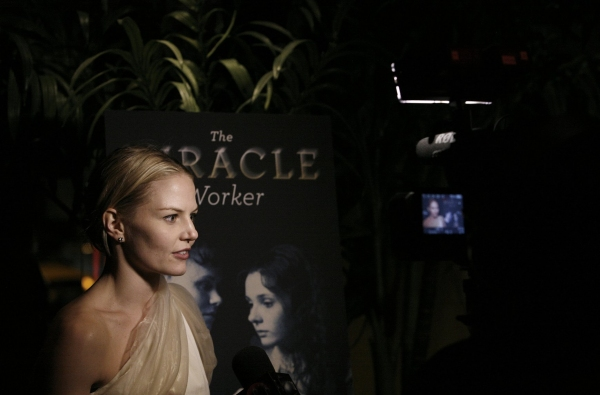 Photo Coverage: THE MIRACLE WORKER Opening Night Party!