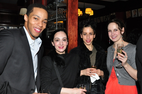 Mykal D. Laury, II, Gianna Loungway, Dianna Warren, Jessica Rodetsky