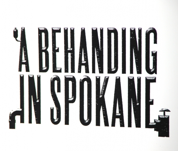 Photo Coverage: A BEHANDING IN SPOKANE - After Party