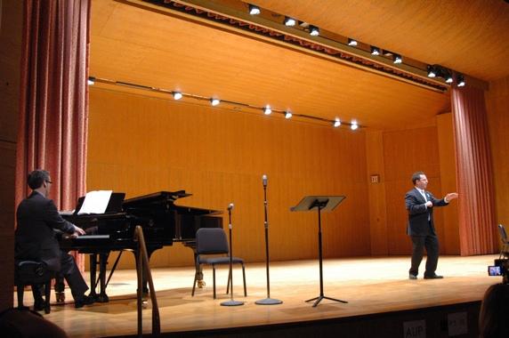 Patrick Carfizzi accompanied by Gerald Steichen (New York City Opera)