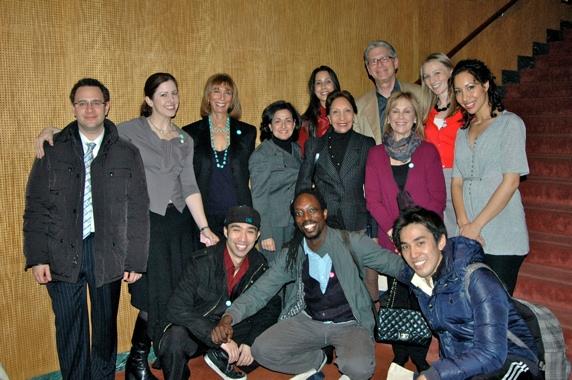 Patrick Carfizzi, Camile Zamora, Monica Yunus, Carol J. Richards, Dr. William Isacoff, Nicole Cabell