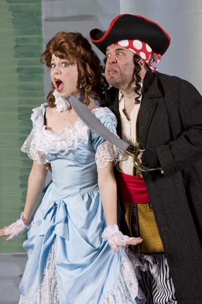 Corinne Adair and Ben Millet