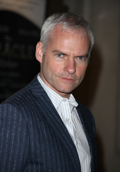 Martin McDonagh at A BEHANDING IN SPOKANE - Starry Red Carpet
