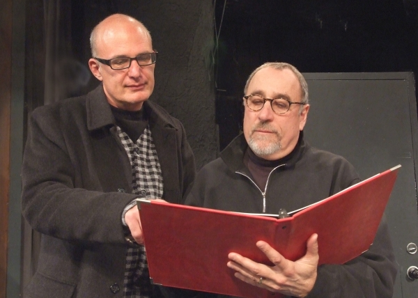 Photo Flash: Katselas Theatre Company Presents INFLUENCE