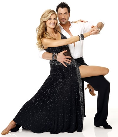 Erin Andrews and Maksim Chmerkovskiy at New DWTS Promo Shots Released!