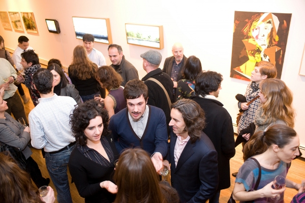 Photo Flash: SPAIN IN THE CITY Exhibition at Armory Show 2010