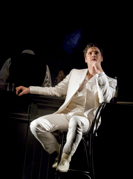 Joseph Millson as 'Raoul'  Photo
