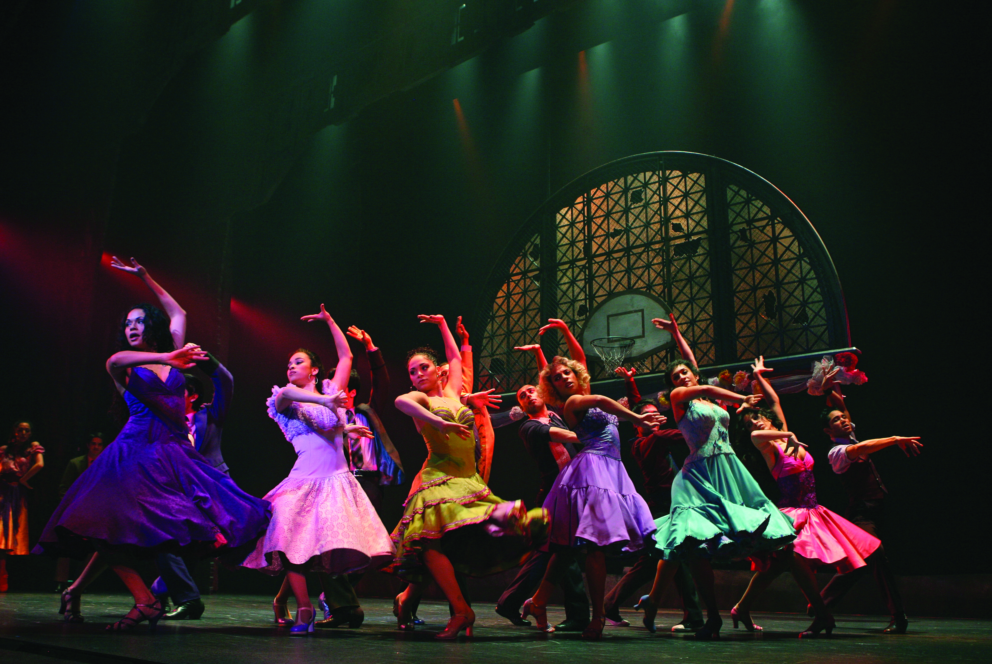 Backstage Musicals Tours