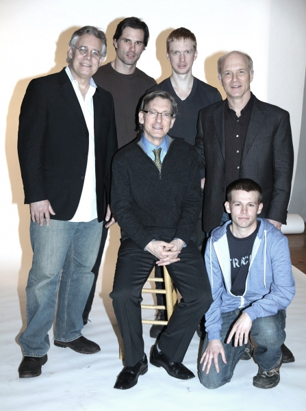 Scott Jaeck, Austin Peck, Roderick Hill, Dan Butler, Martin Casella (Author), Matt Lenz (Director) and Brian Leahy