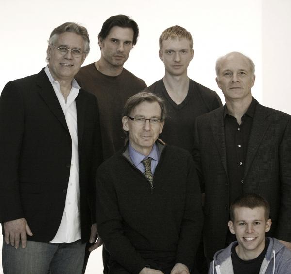Scott Jaeck, Austin Peck, Roderick Hill, Dan Butler, Dan Butler, Martin Casella (Author) and Brian Leahy