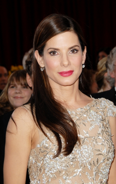 Sandra Bullock at Oscar Arrivals - Part 1