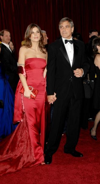Elisabetta Canalis & George Clooney