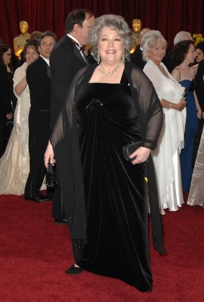Kathy Bates at Oscar Arrivals - Part 1