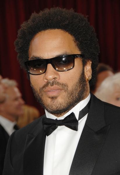 Lenny Kravitz at Oscar Arrivals - Part 1