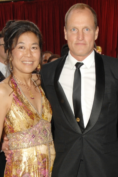 Laura Louie & Woody Harrelson