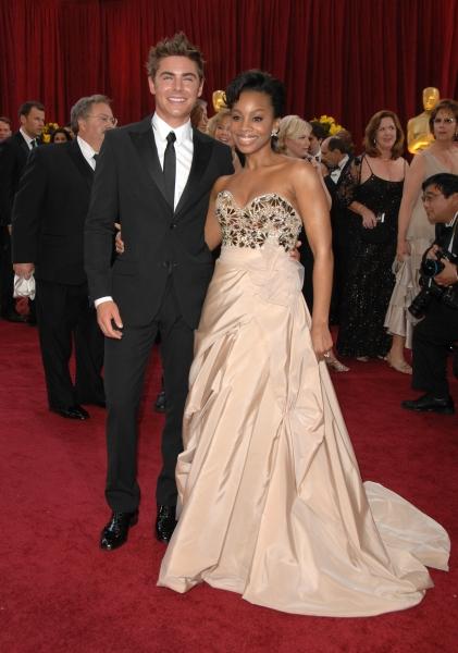 Zac Efron and Anika Noni Rose Photo