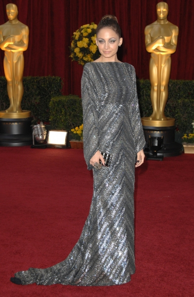 Nicole Richie at Oscar Arrivals - Part 2