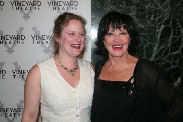 Nicole Fosse and Chita Rivera