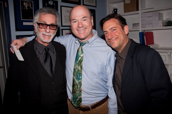 Rick Newman, Larry Miller, and Eugene Pack Photo
