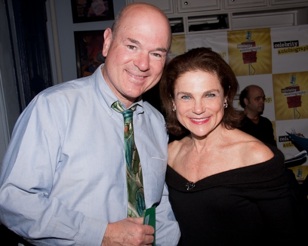 Larry Miller and Tovah Feldshuh