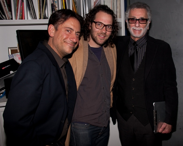 Eugene Pack, Sam Gold, and Rick Newman Photo
