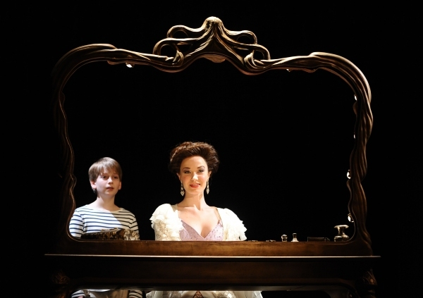 Photo Flash: LOVE NEVER DIES Opens in London