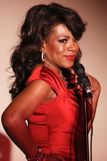 Sheryl Lee Ralph at Upright Cabaret Photo