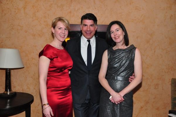 Lauren Weigel, Bryan Batt, Kate Loewald