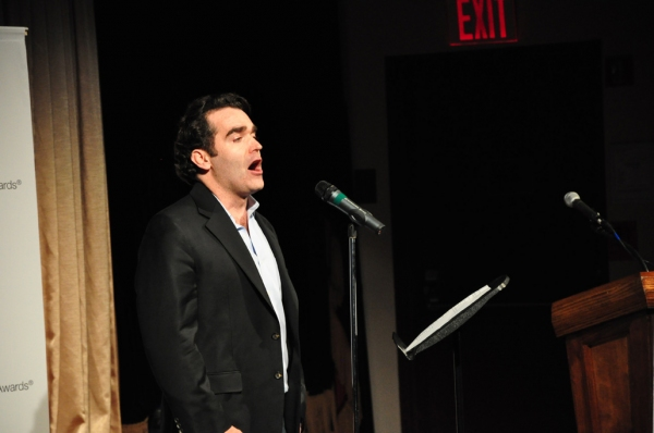 Photos Coverage: Butler, D'Arcy James et al. at American Theatre Wing's Larson Grants