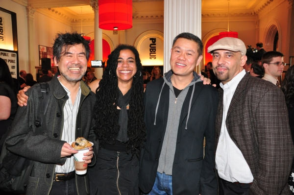 David Henry Hwang, Suzan Laurie Parks, Chay Yew, Nilo Cruz