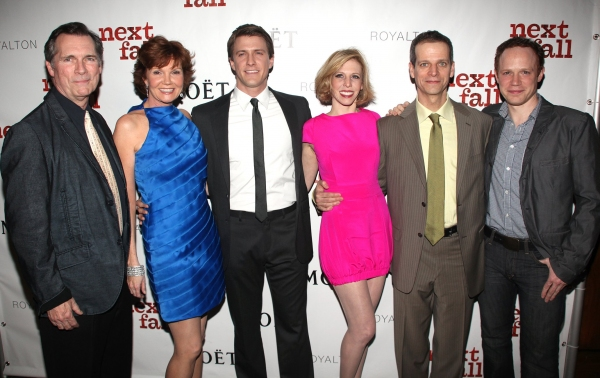 Photos: NEXT FALL Celebrates Final Preview