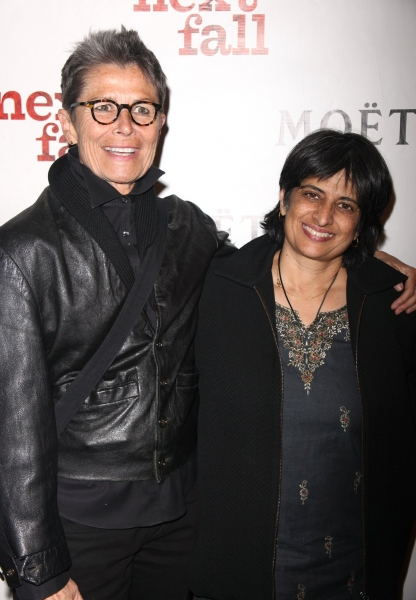 Kate Clinton and Urvashi Vaid