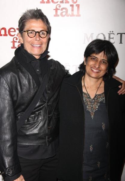 Kate Clinton and Urvashi Vaid Photo