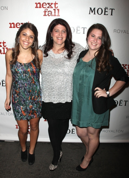 Photo Coverage:  The Stars Come Out for NEXT FALL VIP Performance!