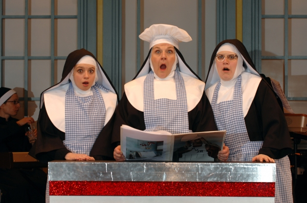 Photo Flash: Pittsburgh CLO Presents NUNSENSE