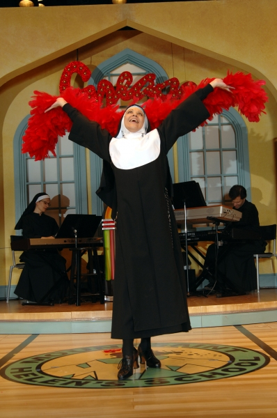 Lenora Nemetz at Pittsburgh CLO Presents NUNSENSE