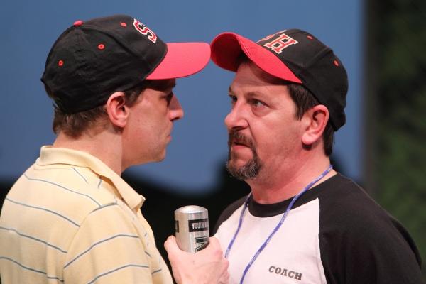 Brian McKnight and Jake Lockwood