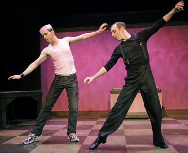 Jason T. Gaffney and Joseph Cullinane Photo