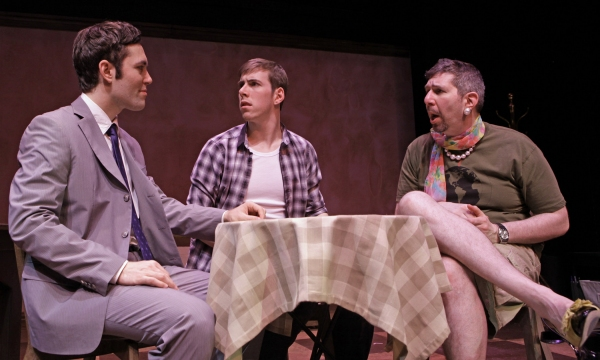 Photo Flash: LOOKING FOR BILLY HAINES at the Lion Theatre