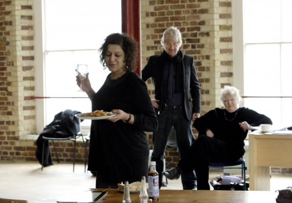 Meera Syal, Willy Russell & Glen Walford